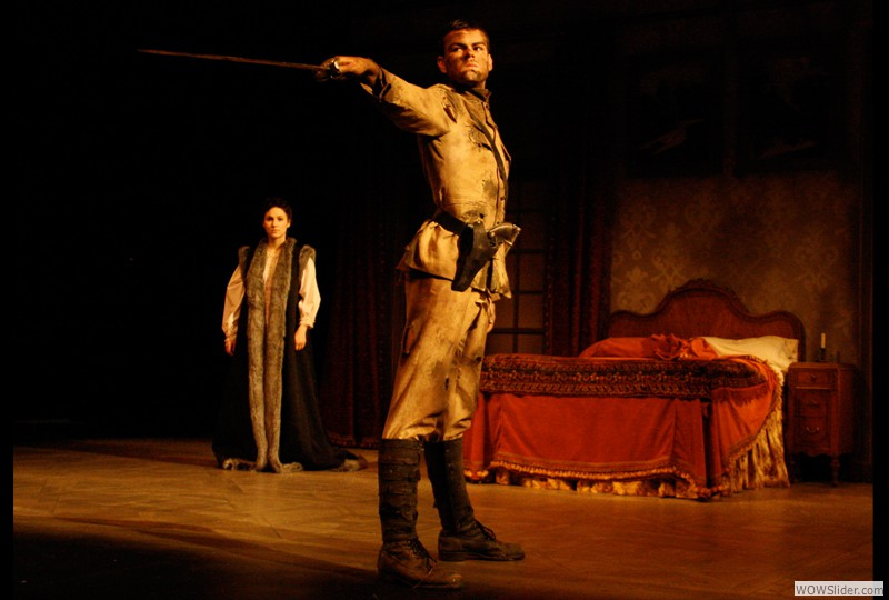 Arms and the Man - UBC Theatre