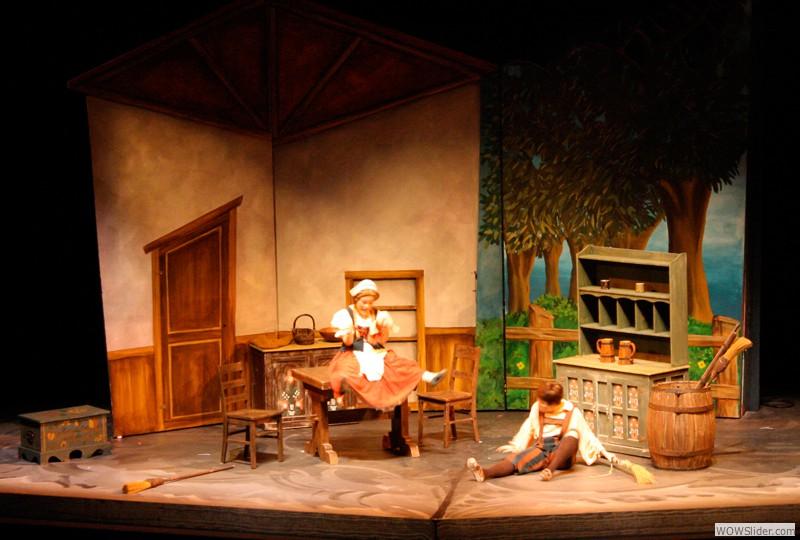 Hansel and Gretel - UBC Opera
